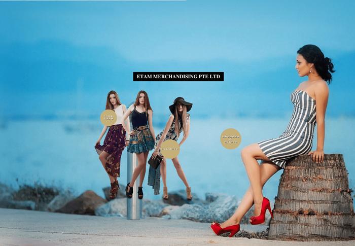 Garments and Fashion Website, Singapore